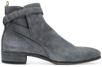 Officine Creative chunky heel boots