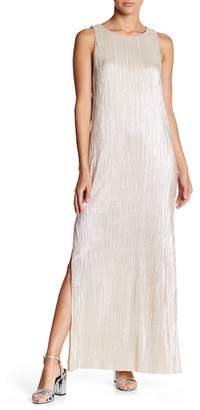 Alice + Olivia Lucia High Slit Tank Dress