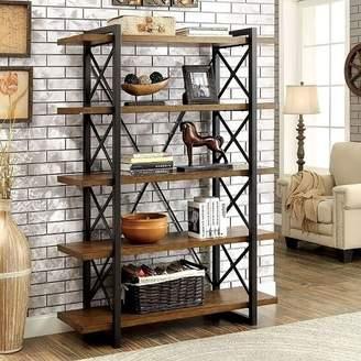 Gracie Oaks Babbitt Etagere Bookcase