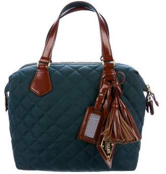 MZ Wallace Quilted Handle Bag
