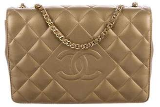 Chanel Diamond Flap Bag