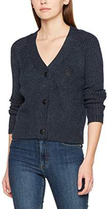 Only Women's Onlsmilla L/s Button KNT Cardigan,(Manufacturer Size: Small)