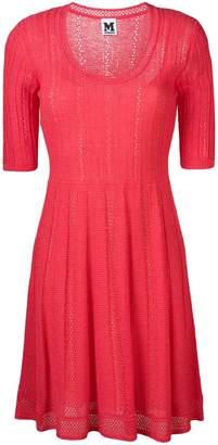 M Missoni knitted dress