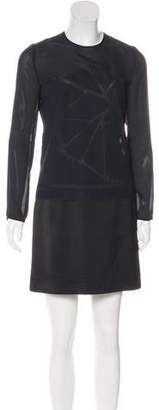 Victoria Beckham Colorblock Shift Dress