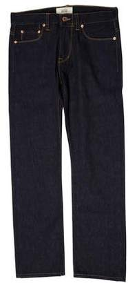 Simon Spurr Five Pocket Slim Jeans