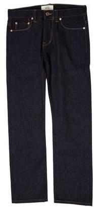 Simon Spurr Five Pocket Slim Jeans