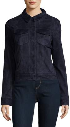 J Brand Women's Ethel Leather Jacket