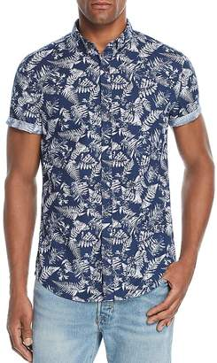 Superdry Shoreditch Short-Sleeve Regular Fit Button-Down Shirt