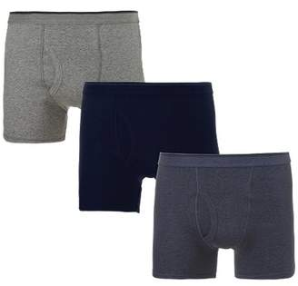 Marks and Spencer 3 Pack Cool & FreshTM Pure Cotton Trunks