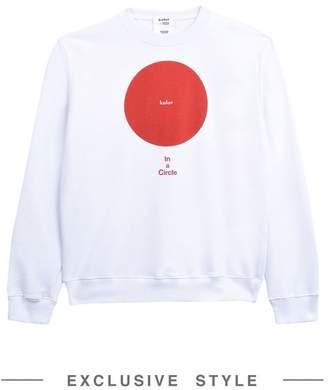 Kolor x YOOX Sweatshirt