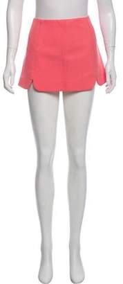 Miu Miu Textured Mini Skirt