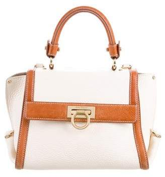 Salvatore Ferragamo Mini Sofia Satchel