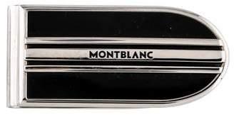 Montblanc Onyx Money Clip