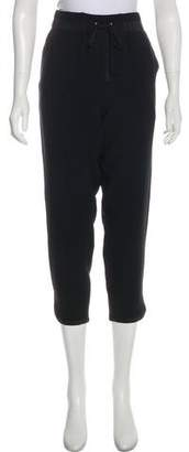 Elizabeth and James High-Rise Crop Pants