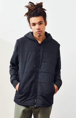 RVCA Logan Puffer Fleece Jacket
