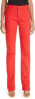 Simon Miller Slit Cuff Slim Leg Jeans