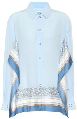 Burberry Silk blouse
