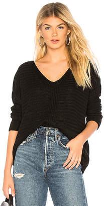Majorelle V-Neck Sweater