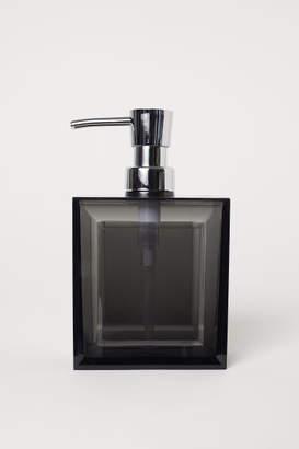 H&M Plastic Soap Dispenser - Gray