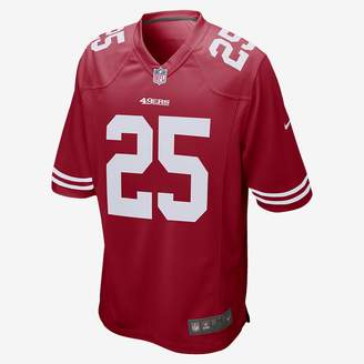 Nike NFL San Francisco 49ers Game (Richard Sherman) Men's Football Jersey