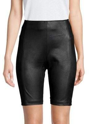 2a09678557 Faux Suede Shorts - ShopStyle