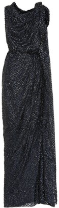 Roland Mouret Silvabella fil coupe gown