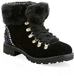 Jack Rogers Women's Charlie Faux Shearling Boots