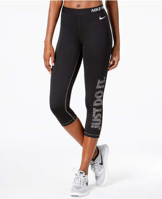 Nike Pro Dri-fit Capri Leggings