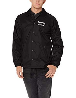 HUF Men's SAYANORA Coaches Jacket