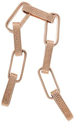 Marla Aaron Greek Key Bracelet - Rose Gold