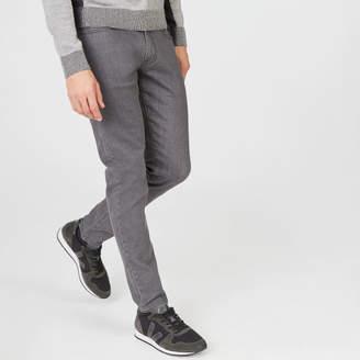 Club Monaco Super Slim Gray Wash Jean
