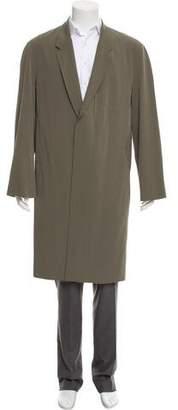 Lemaire Twill Virgin Wool Overcoat