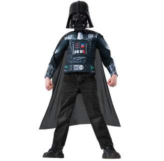 Rubie's Costume Co Rubie's Costumes Darth Vader Muscle Chest Shirt Box Set (Foam Backed)