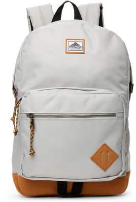 Steve Madden Light Grey Classic Backpack