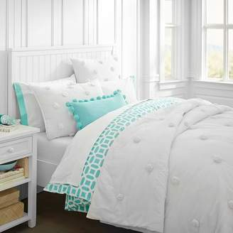 Pottery Barn Teen White Kids Bedding - ShopStyle
