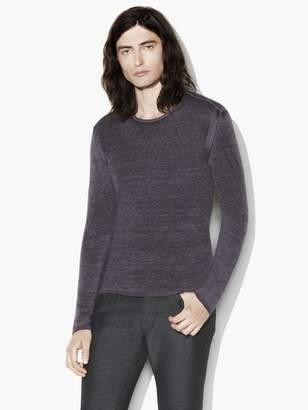 John Varvatos Artisan Crewneck Sweater