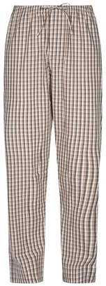 Zimmerli Check Lounge Trousers