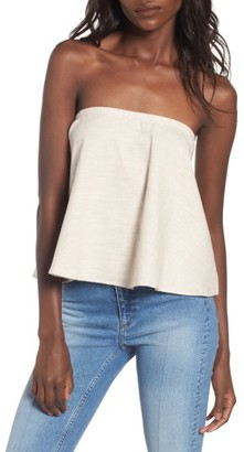 Women's Wayf Strapless Top $55 thestylecure.com