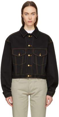 Simon Miller Black Keya Denim Jacket