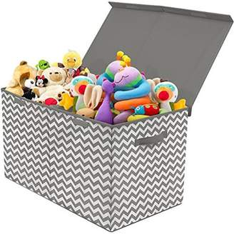 Harriet Bee Gabler Storage Fabric Toy Box
