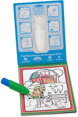 Melissa & Doug Kids' Water Wow Vehicles, Animals & Alphabet Gift Set