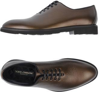 Dolce & Gabbana Lace-up shoes - Item 11509760SG