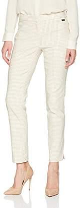 Calvin Klein Women's Gingham Lux Pant