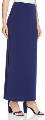 Leota Gigi Essential Jersey Maxi Skirt $78 thestylecure.com
