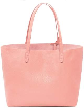 Mansur Gavriel Tumble Large Tote - Blush