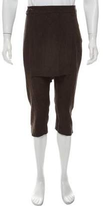 Rick Owens Island Cropped Astaires