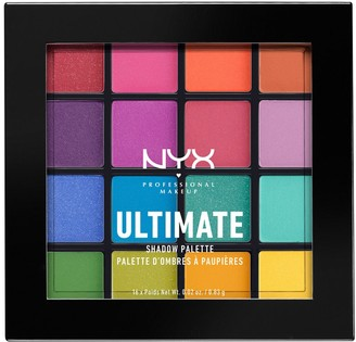 NYX Ultimate 16 Color Eye-Shadow Palette