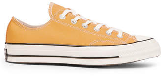 Converse 1970s Chuck Taylor All Star Canvas Sneakers - Men - Yellow