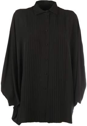 Valentino Plisse Shirt