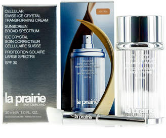 La Prairie Tan 07 1Oz Cellular Swiss Ice Crystal Transforming Cream Spf 30